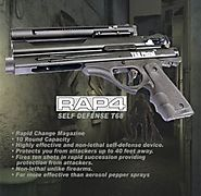 Self Defense T68 Launcher - paintball gun