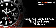 Rolex Submariner Watches and Audemars Piguet Watches: Tips on How to Choose The Best Sports Watches