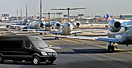 JFK Luxury Van transport - NY City Limo Airport Service