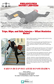 Slip and Fall Attorneys in Philadelphia | Philadelphia Injury Lawyers