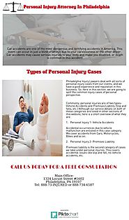 Personal Injury Attorney In Philadelphia | Personal Injury Attorney Philly