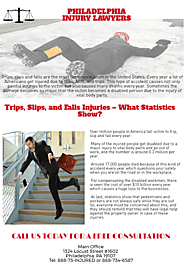 Slip and Fall Attorney Philly | Slip and Fall Lawyer Philadelphia