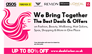Dealsforher.co.uk - Daily Deals From UK Retailers All In One Place
