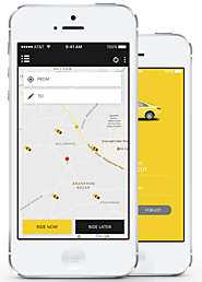 Taxi Booking App Development India