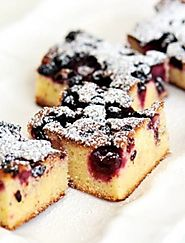 Fruity Tray Bake