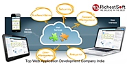 Top Web Application Development Company India – RichestSoft