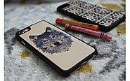 Carved Wood Iphone Cases