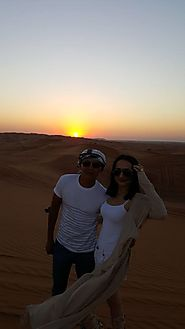 Enjoy the Best of the Dubai Overnight Tour with Desert Safari