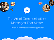 Messages Matter: Exploring the Evolution of Conversation | Facebook Newsroom