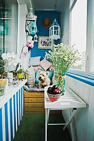 #7 This tiny-but-perfect nautical space