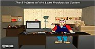 The 8 Wastes of the Lean Production System