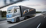 2025 Mercedez-Benz Future Truck