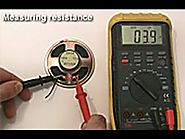 How to use a Multimeter to Measure Voltage, Resistance, and Amperage