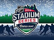NHL Stadium Series Great by Sports Geek