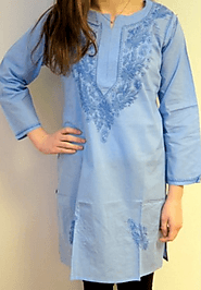 Indian Tunic Tops: A Complete Package of Style And Trend