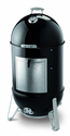 Weber 731001 Smokey Mountain Cooker 22-1/2-Inch Charcoal Smoker, Black