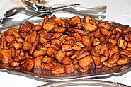 Fried Plantains: Classic Snack