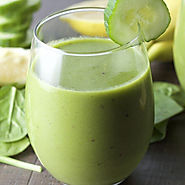 Green Detox Smoothie - The Green Man