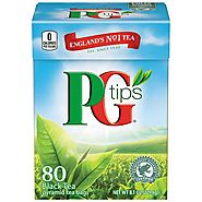 PG Tips Black Tea Pyramids