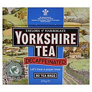 Yorkshire Decaffeinated Tea