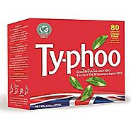 Typhoo Black Tea Bags