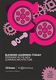 Designing Blended Learning