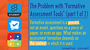 "C- (part 1 of 2) The Problem with ""Formative Assessment Tools"" - Cooper on Curriculum"