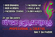ruvaworks4u : I will design a professional web graphic for $5 on www.fiverr.com