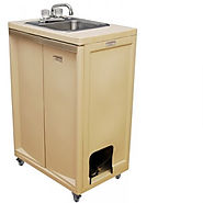 Use Rental Services for Foot Pump Portable Sink in Las Vegas