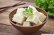 9. Tofu (12 g. per 3oz. Serving)
