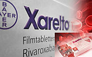 What are the side-effects of Xarelto?
