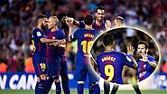 Barcelona vs Chapecoense 5-0 - Highlights & Goals - 07 August 2017