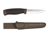 Morakniv Companion Heavy Duty Knife with Sandvik Carbon Steel Blade, 0.125/4.1-Inch