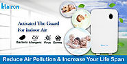 Room Air Purifier Reduce Air Contamination!