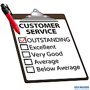 Seoraisers - Customer Services