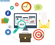 SEORAISERS SEO, Web Design & Development Company in Chandigarh