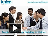 Inspirational Team Building Activities-FusionTeamBuilding