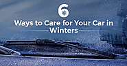 6 Ways to Care for Your Car in Winters - Autodock