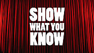 Show What You Know Using Web & Mobile Apps - Version 5