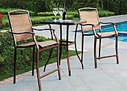 Best-Rated Bar Height Outdoor Bistro Sets - Reviews ::Patio-furniture-accessories
