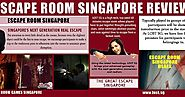 Escape Room Games Singapore