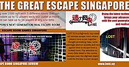Escape Room Singapore Deals