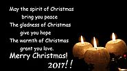 Merry Christmas Quotes 2017 - Merry Christmas Quotes For Friends, Fam