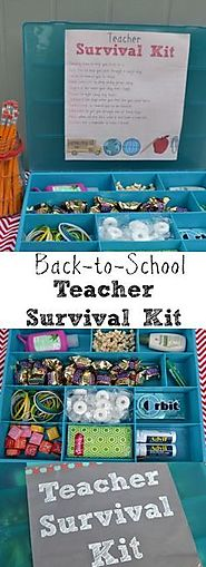 A First Year Teachers Survival Kit