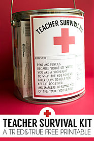 Teacher Survival Kit - Tried & True