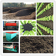 3-5 T/H Newly Designed Organic Fertilizer Production Line