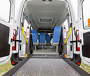 WHEELCHAIR ACCESSIBLE TAXI - Yellow Checker Cab