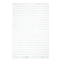 White lined Paper Stationery Design from Zazzle.com