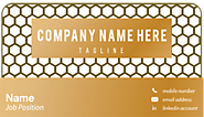 Why Brass Business Cards are Useful in Networking - magnummetalcards