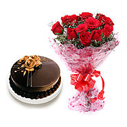 Send online flowers, cake and gifts to anywhere across Pune with mid night and same day delivery | cakeflora